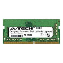 A-tech 8GB Module For Dell Latitude 5000 Series 5270 5280 5414 5470 5480 5490 5491 5495 5570 5580 5590 5591 E5270 E5280 E5470 E5480 E5490 E5491 E5495