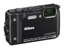 Nikon W300 Underwater Digital Camera - Black