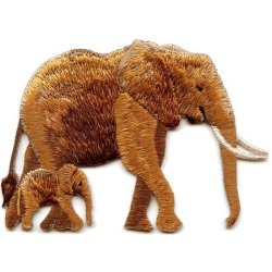 C&D Visionary Elephant And Baby