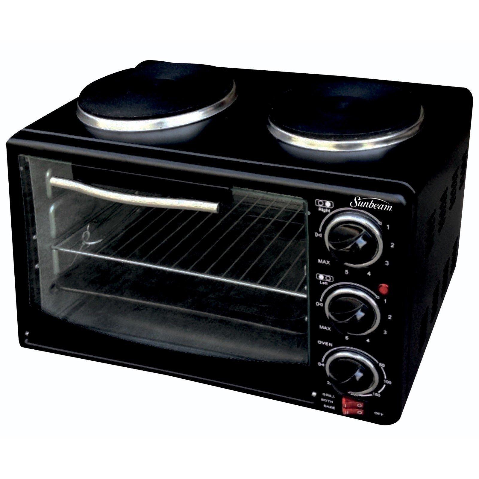 Sunbeam 20l Compact Oven Prices Shop Deals Online