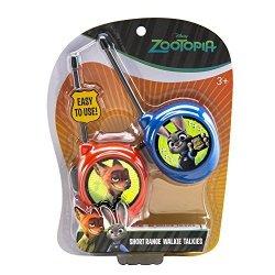 KIDdesigns, Inc Zootopia Character Walkie Talkies Playset