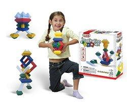 ImagAbility Wedgits Imagination 25 Piece Set