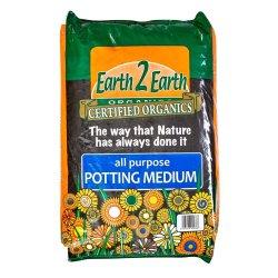 GROMOR - EARTH2EARTH Potting Soil