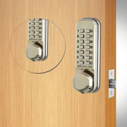 Codelock CL290 Mortice Latch Back To Back