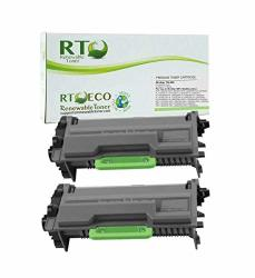 Renewable Toner Compatible Toner Cartridge Replacement For Brother TN850 TN-850 DCP-L5500 L5600 L5650 HL-L5100 L5200 L6200 L6300 2-PACK