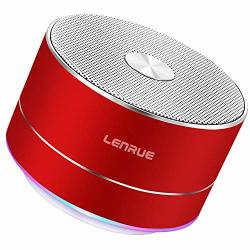 LENRUE Portable Wireless Bluetooth Speaker With Built-in-mic Handsfree Call Aux Line Tf Card HD Sound And Bass For Iphone Ipad A