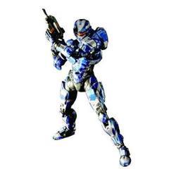 """Square Enix Spartan Warrior Halo 4"""" Play Arts Kai"""