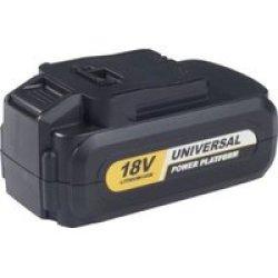 Ryobi 18V Cordless Li-Ion 3000mAh Battery Pack