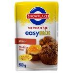 Snowflake - Easymix Muffin Mix Bran Packet 500G