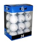 Reload Recycled Golf Balls 24-PACK Of Callaway Golf Balls