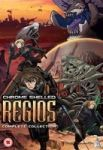 Chrome Shelled Regios: Collection Dvd