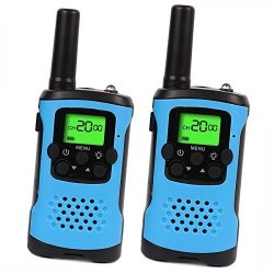 DIMY Toys For 4-5 Year Old Boys Walkie Talkies For Kids Toys For 6-14 Year Old Boys Blue DJ92