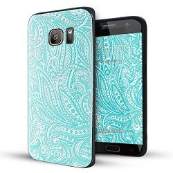 Lizimandu Samsung Galaxy S7 Edge Case Tpu Texture Pattern Case For Samsung Galaxy S7 Edge Spiral