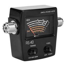 Signstek Professional Uv Dual Band Standing-wave Meter Power Meter Swr power Meter For Testing Swr Power