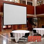 Draper 241325 Ultimate Folding Screen 97 X 152 Matt White XT1000V