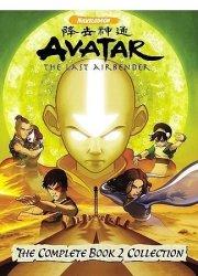 Avatar Last Airbender - Complete Book 2 Collection Region 1 Dvd