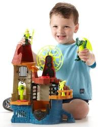 Fisher-price Imaginext Castle Wizard Tower