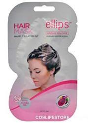 Ellips Hair Mask - Hair Treatment 20 Gram Pack Of 10