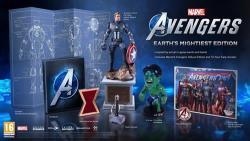 PLAYSTATION 4 Game Marvel Avengers Earth's Mightiest Edition