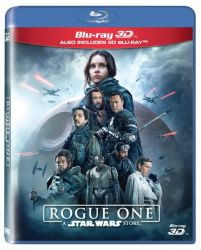 Star Wars Rogue One: A Story 3d + 2d Blu-ray