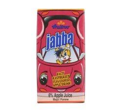 Fruitree Jabba Juice Raspberry 24 X 160ML