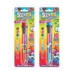 Scentos - Scented Rainbow Pen 2 Assorted Colours
