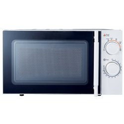 LOGIK - 20L Manual Microwave Silver