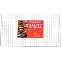 MegaMaster Stainless Steel Grid 900x500