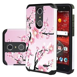 timeless design 5a349 2fe29 Harryshell Zte Blade Spark Case Zte Grand X4 Case Tm Shock Absorption Drop  Protection Hybrid Dual Layer Armor Defender Protectiv | R475.00 | Cellphone  ...