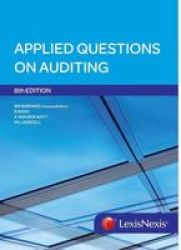 Applied Questions On Auditing Paperback 8TH Edition