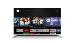 "Skyworth 55G6A11T 55"" Uhd Android Tv"
