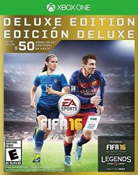 Electronic Arts Fifa 16 - Deluxe Edition - Xbox One