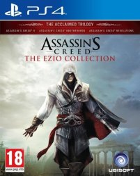 Ubisoft Assassins Creed: The Ezio Collection PS4