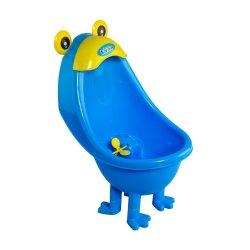 Pee Trainer Boy Frog - Blue