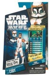 Hasbro Star Wars The Clone Wars Clone Commander Cody