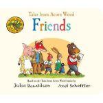 Tales From Acorn Wood: Friends Board Book