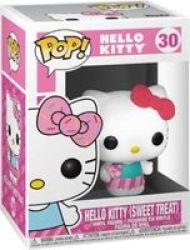 Pop Hello Kitty Figurine Hello Kitty Sweet Treat