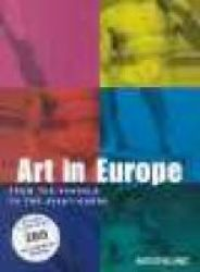 European Art - History And Guide Paperback
