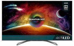 """Hisense 55"""" ULED Quantum Dot UHD Vidaa U3.0 Smart TV"""