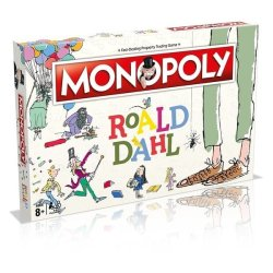 Monopoly Roald Dahl Board Game