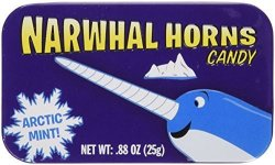 Accoutrements Narwhal Horn Candy 0.88 Oz