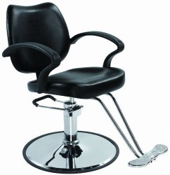 Cool Barber Chair Salon Chair Styling Chair Heavy Duty Beauty Salon Barber Swivel Chair Hydraulic Pump Shampoo Styling Hair Chairs Hair Cutting Equipment Download Free Architecture Designs Remcamadebymaigaardcom