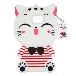 Maoerdo Cute 3D Cartoon Stripes Cat Silicone Rubber Phone Case Cover For  Samsung Galaxy J3 Eclipse J3 Luna Pro J3 Emerge | R | Sunglasses |  PriceCheck