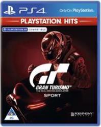 Playstation 4 Game Gran Turismo Sport Retail Box No Warranty On Software