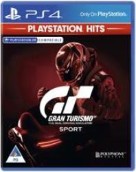 Playstation 4 Game Gran Turismo Sport Retail Box No Warranty On Software