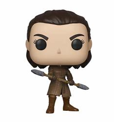 Funko Pop Tv: Game Of Thrones - Arya With Two Headed Spear Multicolor