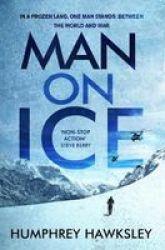 Man On Ice Paperback Main