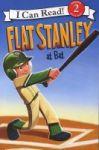 Flat Stanley At Bat Paperback