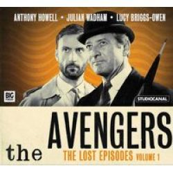 The Avengers - The Lost Episodes Volume 1 Cd