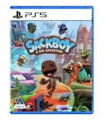 Sony Playstation Sackboy: A Big Adventure PS5